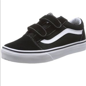 Vans size 1.5 for big kids